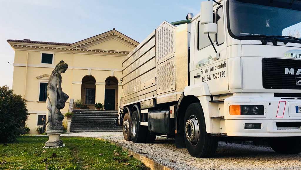 Ecomultiservice spurghi Vicenza e Padova
