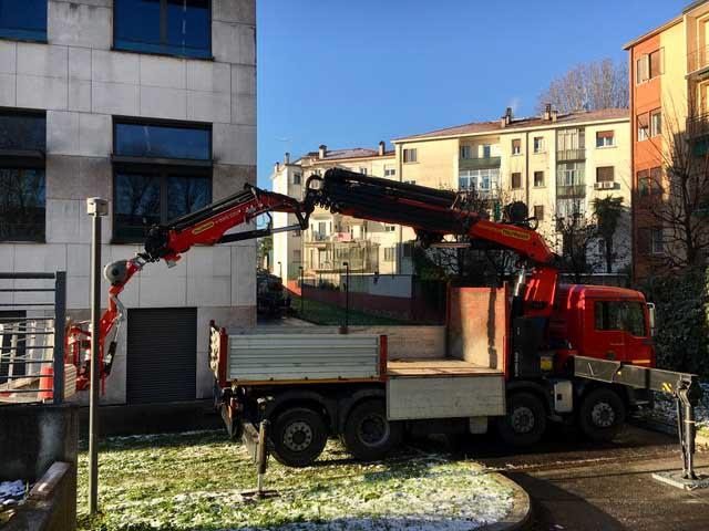 Lavori in quota Padova Vicenza