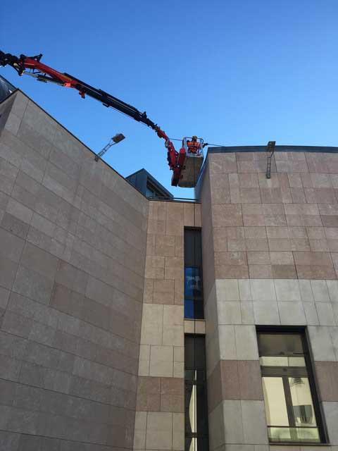 Lavori sul tetto Vicenza Padova